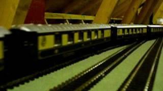 Hinchley Wood Model Railway Video 01