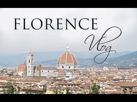 Travel Vlog | Florence, Italy
