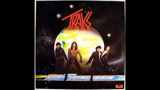 TRAKS   Driving Here On Broadway   POLYDOR RECORDS   1982