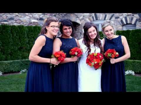 Joseph & Amanda Baker Wedding Shot with Fujifilm XT2