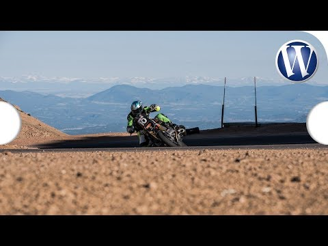 Pikes Peak International Hill Climb - Das Rennen - The Race / Jens Kuck / Thilo Günther