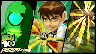 Ben 10: Protector of Earth Walkthrough Part 8 (Wii, PS2, PSP) Level 9 & 10 : Seattle + Yellowstone