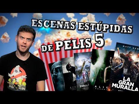 ESCENAS ESTÚPIDAS DE PELIS 5