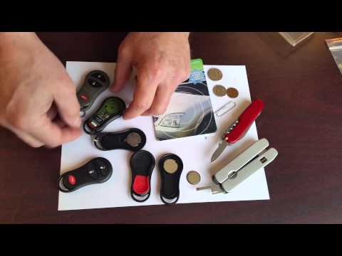 How to Install: Remotes Unlimited Chrysler...