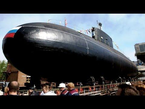 Подводная лодка Краснодар