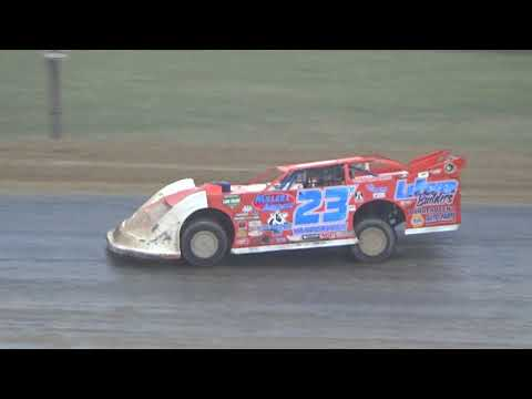 Late Model Feature Race at Crystal Motor Speedway, Michigan on 09-17-2017!!