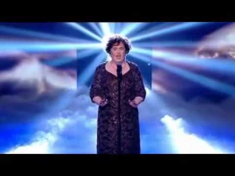 HDHQ Susan Boyle Wins  with Memory from Cats  Semi finals Britains Got Talent 2009 May 24
