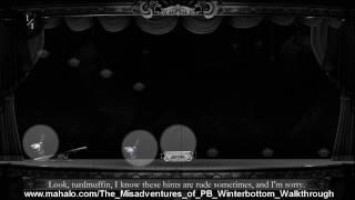 The Misadventures of PB Winterbottom Walkthrough - Circular Conclusions - 5-4