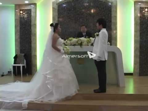 """VIDEO"" Our korean Weeding Ceremony.."