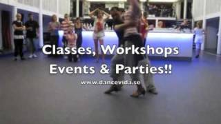 Bachata Workshop - Fabian and Nicolina
