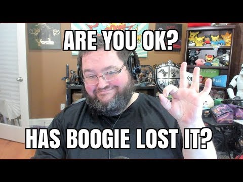 How I'm doing after the divorce.Is Boogie ok?
