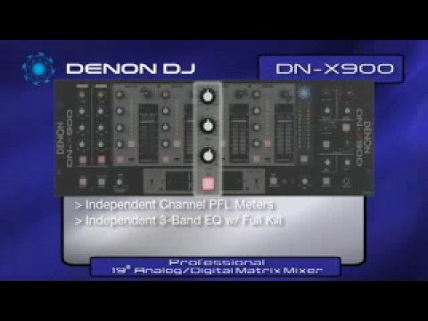 how to connect denon dn-s1200 to virtual dj