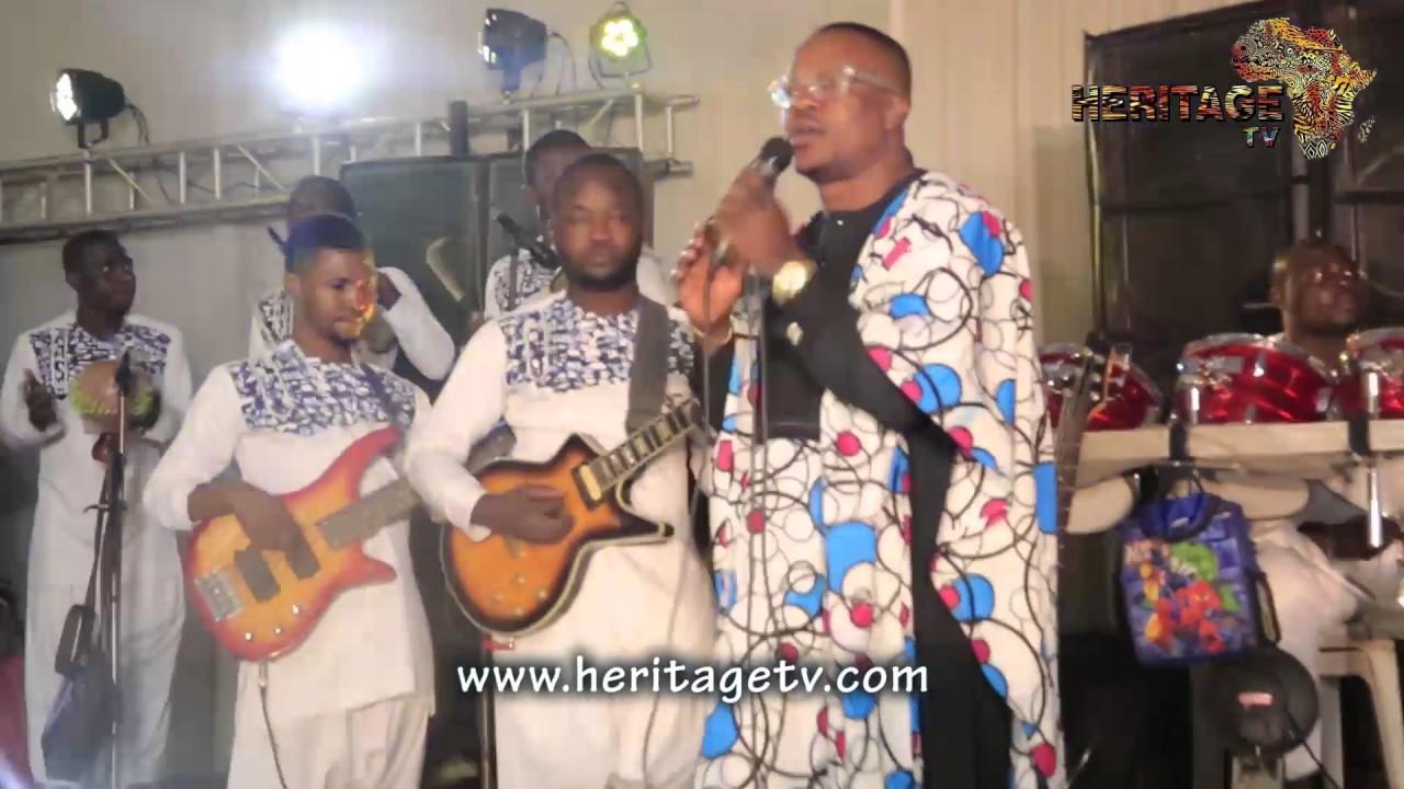 Download Pasuma spray money for Lanre Teriba @ Liz Anjorin Premeiere of  ( Owo Nairabet )