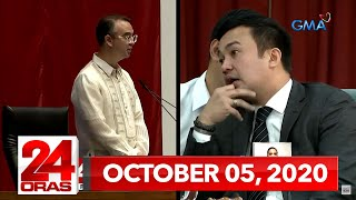 24 Oras Express: October 5, 2020 [HD]