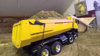 RC4WD heavy construction equipment