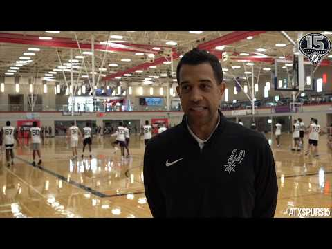 2019 Austin Spurs Local Player Tryouts