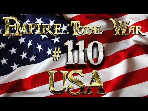 Lets Play - Lets Play - Empire Total War (DM)  - USA - The Ottoman's Strike Back..!!! (110)