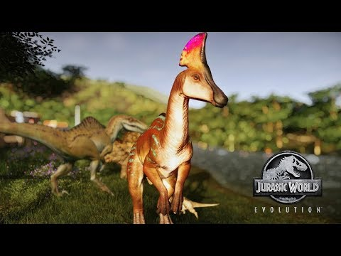 Jurassic World Evolution - Documentário Mundo Aberto #79