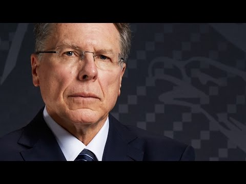 Wayne LaPierre | The Truth About Background Checks