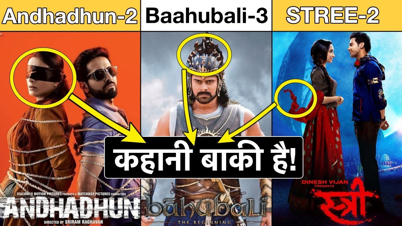 Bollywood Movie Endings Audience Don't Understand & Needs A SEQUEL   Deeksha Sharma