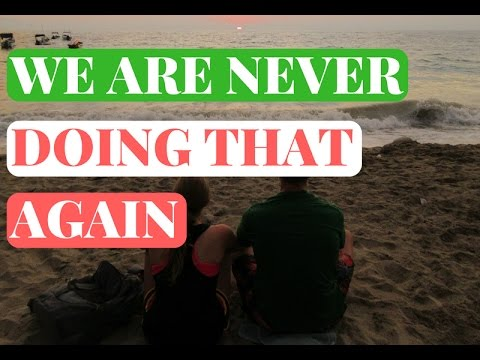 WE ARE NEVER DOING THAT AGAIN! // Life in Puerto Vallarta Vlog