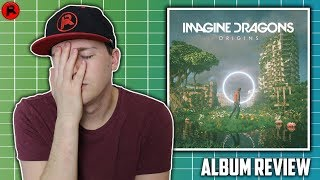 IMAGINE DRAGONS - ORIGINS | ALBUM REVIEW