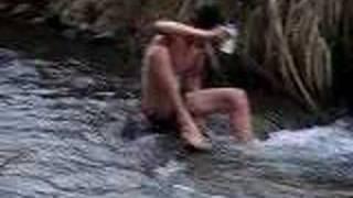 ว้าย ผู้ชายอาบน้ำ part 1