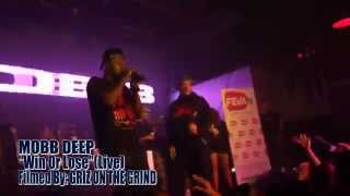"MOBB DEEP-""Win Or Lose""(Live In Toronto Nov/06/2014)"
