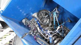 Metals Shredding: Bicycles (D)