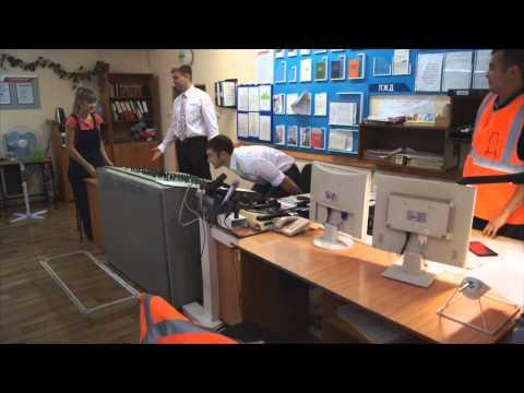 Лучший начальник ж д  станции 2015