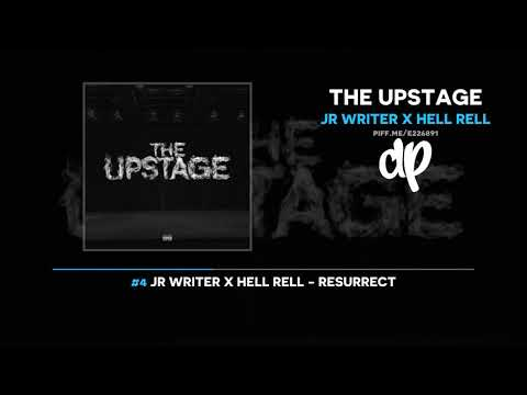 JR Writer x Hell Rell x 40 Cal - The Upstage (FULL MIXTAPE)