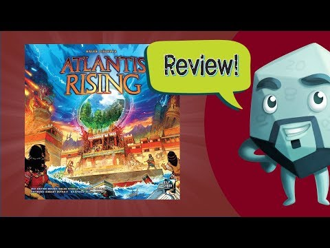 Atlantis Rising (Second Edition) Review - With Zee Garcia