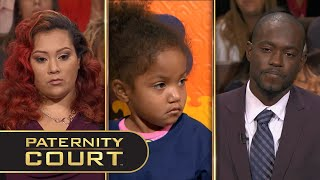 Woman Still Lived With Ex While Dating Man (Full Episode)   Paternity Court