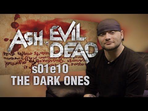 """Ash vs Evil Dead s01e10 """"The Dark Ones"""" REACTION"""