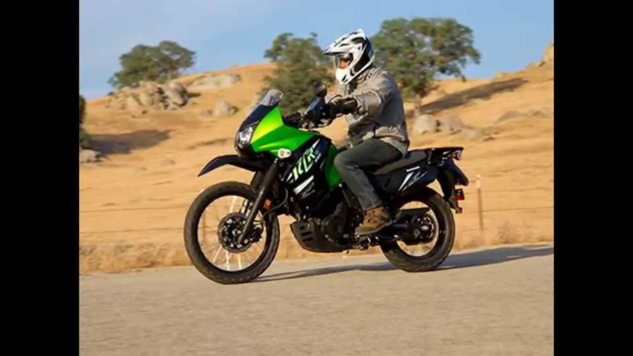 2015 Kawasaki Klr650 Review Youtube