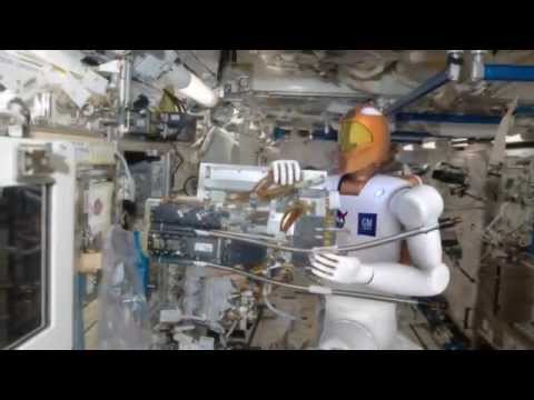 Robonaut 2 on the Space Station | NASA Space Science HD Video