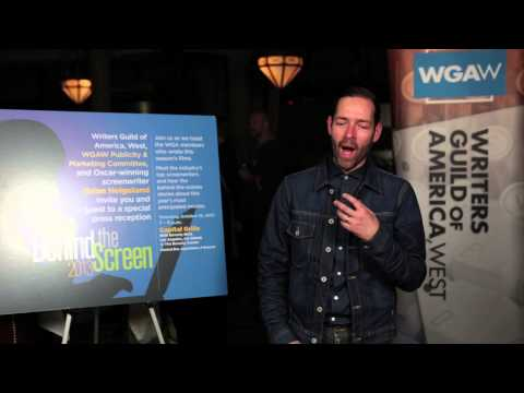 Michael Polish on why he wrote the script for Big Sur without punctuation
