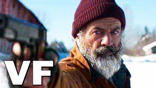 LE PÈRE NOËL DOIT MOURIR Bande Annonce VF (2020) Mel Gibson