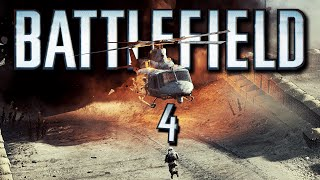 Battlefield 4 Funny Moments - Luckiest SHOT Ever, Elevator Surprise, New Launch Method! (Funtage!)