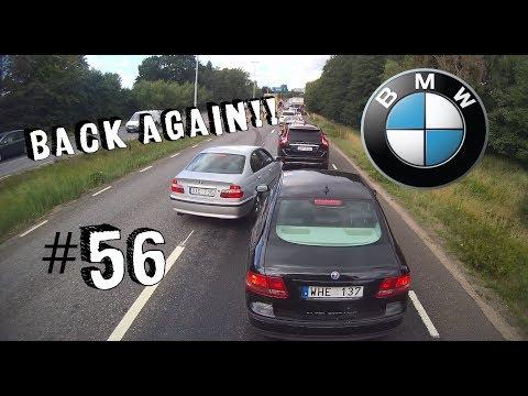 Trucker Dashcam #56 Back Again, With BMW! :)