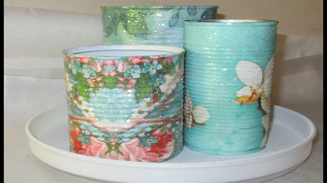How to make money recycling (upcycling) cans