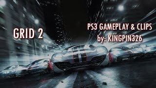 GRID 2 First 15 Minutes Opening Gameplay [PS3]