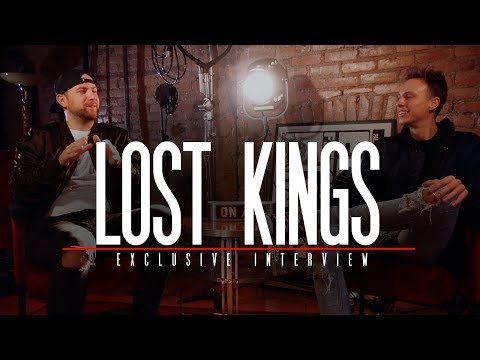 On Air: LOST KINGS (2017 Interview)