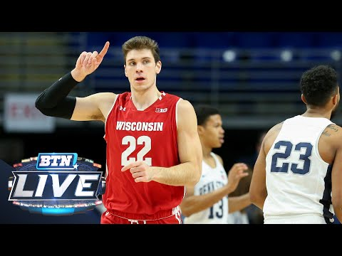 Wisconsin Badgers Blog (58608) - Ethan Happ reflects on his career at Wisconsin