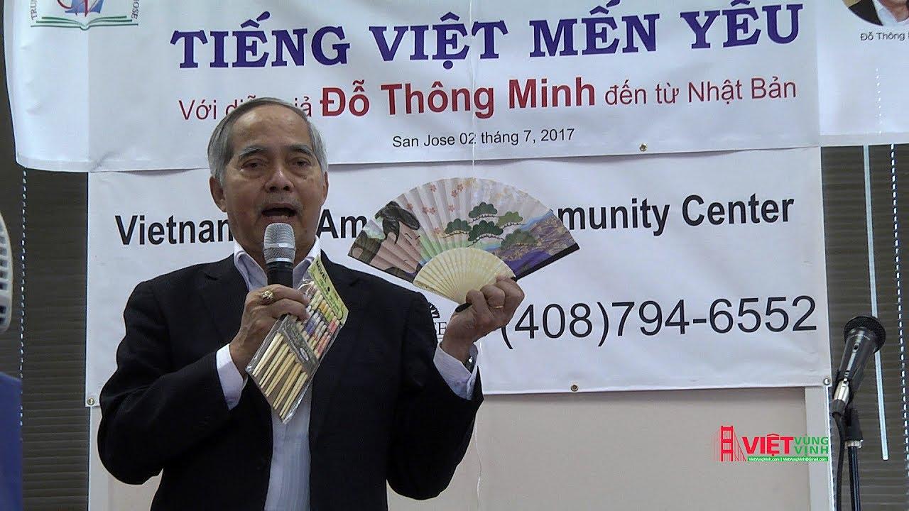 Hội thảo: Nguồn gốc Tiếng Việt và tránh nhầm lẫn khi sử dụng