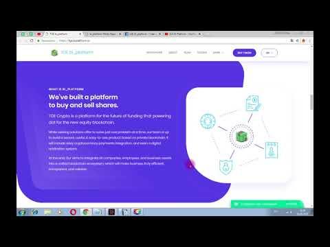 Bi platform -  платформа для интеграции решений на блокчейн в бизнес-процессы и интернет-процессы
