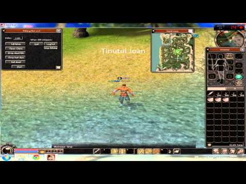 Tutorial Instalare FishBot By Kammer ( Functioneaza 100% ) + Link DOWNLOAD