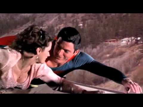 Superman IV Lois and Superman Flying Scene Re-Edited