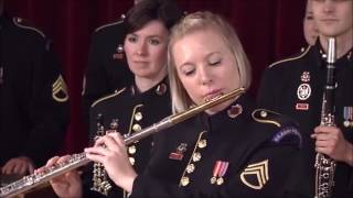 United States Army Field Band: Flute
