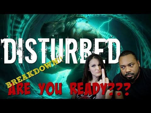 Disturbed Are You Ready Reaction!!!